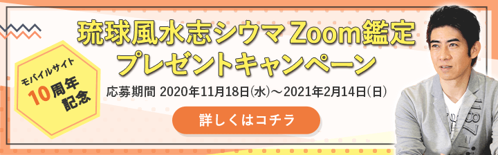 Zoom鑑定キャンペーン